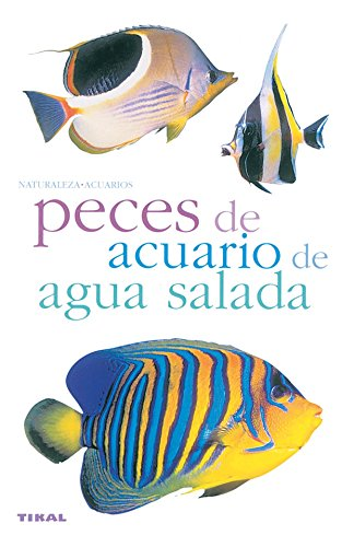 Peces De Acuario De Agua Salada(Naturaleza-Acuarios) por Losange
