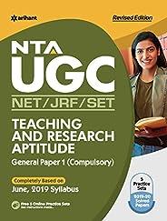 NTA UGC NET/JRF/SET Teaching & Research Aptitude Paper 1