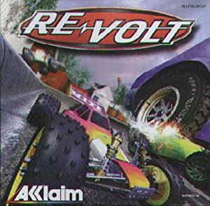 Re Volt UK - Dreamcast - PAL