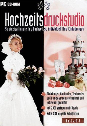 , 1 CD-ROMSo einzigartig wie Ihre Hochzeits, so individuell Ihre Einladungen. Für Windows XP/2000/NT/98 ()