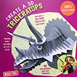 Create a 3D Triceratops: 1