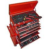 Caja de herramienta:7 Cajones & 250 Herramientas incluidas