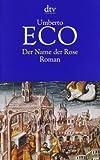 Der Name der Rose von Eco. Umberto (1986) Sondereinband