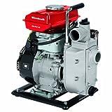 Einhell Benzin Wasserpumpe GH-PW 18 (1,8 kW, max. 12000 l/h, max. Förderhöhe 20 m, inkl. 2 Schlauchadapter, 1 Saugkorb u. 2 Reduzierungsstücke)