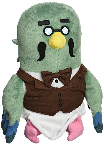 Nintendo Animal Crossing - Brewster Plush - Pigeon - 20cm 8""