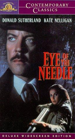 Preisvergleich Produktbild Eye of the Needle [VHS]