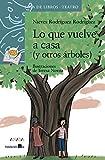 Lo que vuelve a casa (y otros árboles) (Literatura Infantil (6-11 Años) - Sopa De Libros (Teatro))