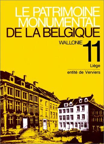 Entité de Verviers, tome 11 par Collectif