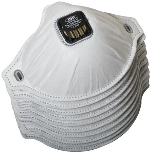 JSP Atemschutzmaske, 10 Stück, ASG02B-101-100