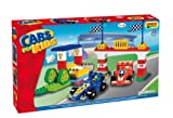 Unico COSTRUZIONE Cars For Kids-Autodromo F1 61pz 8564