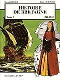 Histoire de Bretagne T3 1341-1532, du duché à l'union