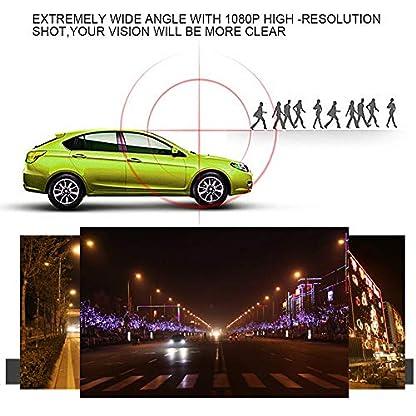 Godagoda-1pcs-26-Zoll-K6000-Auto-Kamera-Fahrrecorder-HD-Windschutzscheibe-Mini-Saugnapf-Recorder-DVR-Geschenk-Schwarz