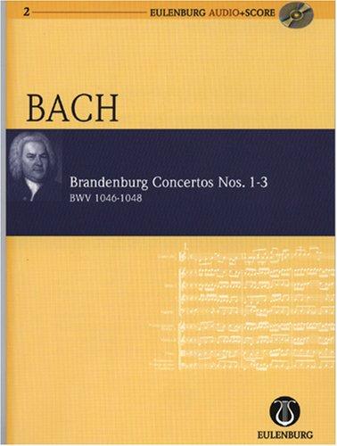 Brandenburg Concertos No. 1 in F Major B...