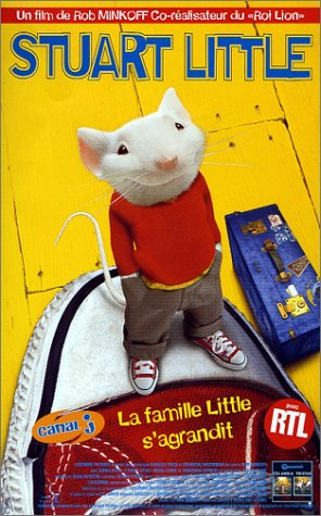 stuart-little-vhs