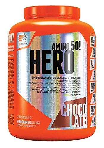 Extrifit Hero Chocolate, 3 kg