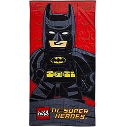 Character World Lego DC Super Heroes Toalla de Ramillete de Flores