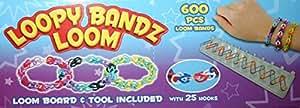 Popular Loom Bands Kit for Gift