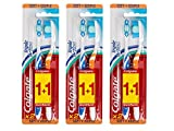 Colgate Triple Action - Soft Toothbrushes (3 Packs of 2 Each)