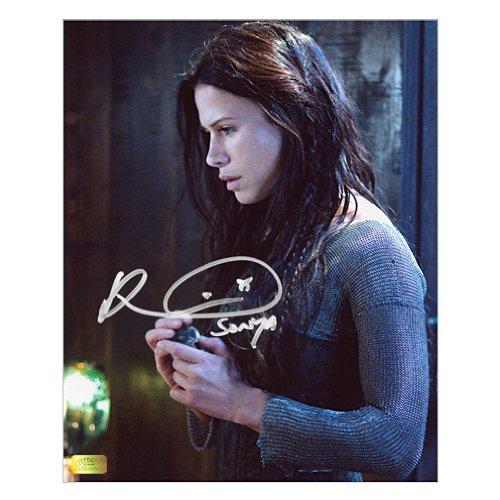 rhona-mitra-autographed-8-x-10-underworld-collana-foto
