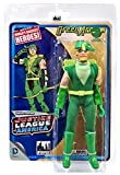 DC Justice League of America World's Greatest Heroes! Green Arrow 8 Action Figure by Figures Toy Company