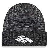 New Era Mütze 2018 NFL TD Knit Black Denver Broncos