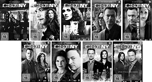Seasons 1-9 (54 DVDs)