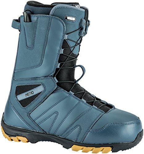 Nitro Snowboards Herren Sentinel Tls'18 Snowboard Boot, Blue, 30,5 (Snowboard Boots Burton Freestyle)