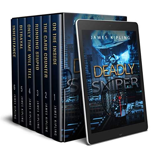 Deadly Sniper Box Set (English Edition) por James Kipling