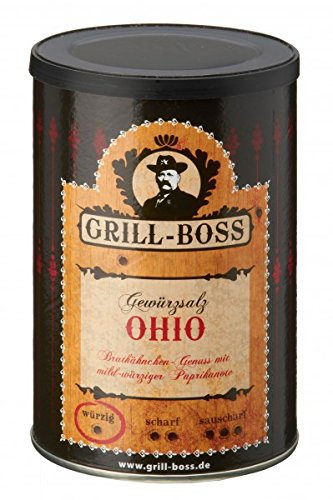 Preisvergleich Produktbild GRILL-BOSS Ohio Gewürzmischung