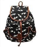 Molly accessori donna moda vintage di alta qualità su tela semplici Dayan borsa tracolla per il tempo libero zaini zaino borsa
