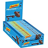 PowerBar Protein Plus Low Sugar Barre Protéinée Faible en Sucre Chocolat Brownie 30...