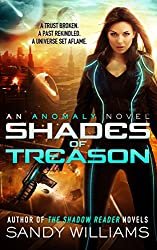 Shades of Treason: An Anomaly Novel (English Edition)