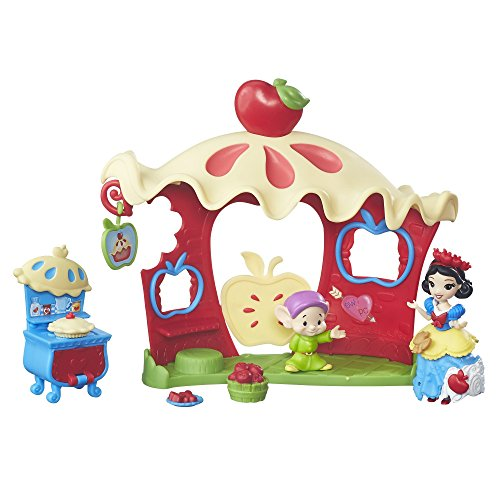 Disney Princess Little Kingdom Snow White's Happily Ever Apple, Multi Color