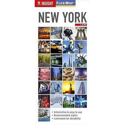 insight flexi map new york city insight flexi maps