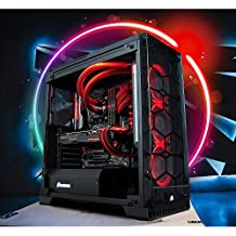 GameMachines Crystal 570 - Gaming PC - Intel Core i7 - NVIDIA GeForce GTX - Z370 Mainboard - RGB Beleuchtung - Individuell konfigurierbar
