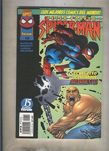 Peter Parker: Spiderman lomo negro numero 12