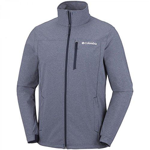 Columbia Herren Canyon Jacket, Blau (Collegiate Navy Heather), XXL Preisvergleich