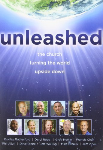 Unleashed: The Church Turning the World Upside Down (Faith That Sticks) by Dudley Rutherford (2011-06-01)