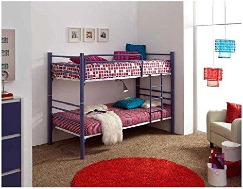 Etagenbett Hochbett Aus Metall : ᑕ❶ᑐ etagenbett metall ▻ bestseller für ihr schlafparadies ✓das