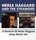 Portrait Of Merle Haggard