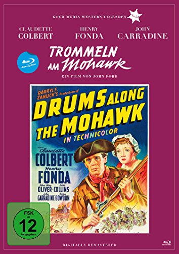 Trommeln am Mohawk - Western Legenden No. 51 [Blu-ray]