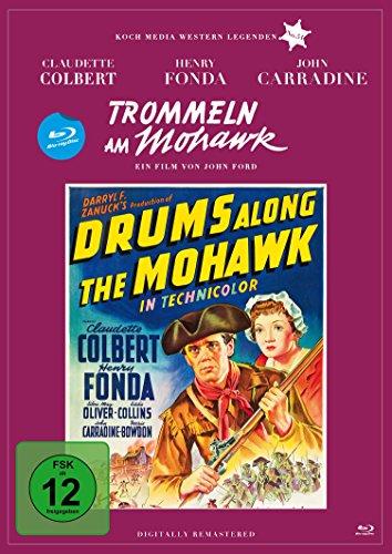 Trommeln am Mohawk - Western Legenden 51 [Blu-ray]