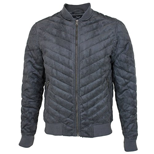 Threadbare Herren Jacke * One size Grau