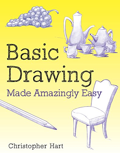 Basic Drawing Kit (Basic Drawing Made Amazingly Easy (Made Amazingly Easy Series))