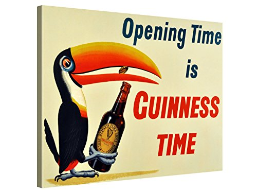 impression-giclee-sur-toile-en-grand-format-opening-time-is-guinness-time-100x75cm-photo-sur-toile-d