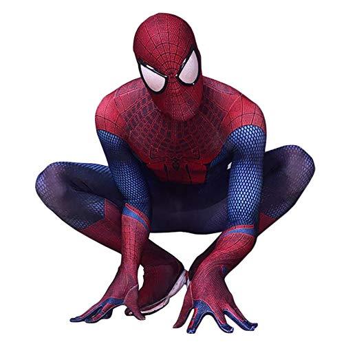 Doriscos Spiderman 3D Cosplay Kostüm Herren M