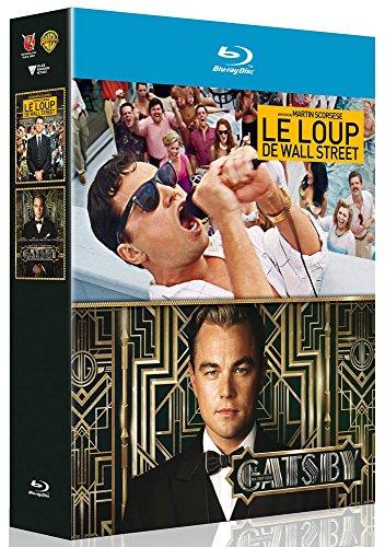 Gatsby le magnifique + Le loup de Wall Street [Blu-ray]
