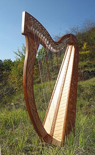 Angelsworld - Arpa Celta (27 Cuerdas) Incluye Bolsa Blanda