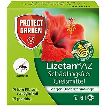 PROTECT GARDEN Lizetan AZ Schädlingsfrei Gießmittel (ehem. Bayer Garten), Insektenabwehr draußen, 30 ml