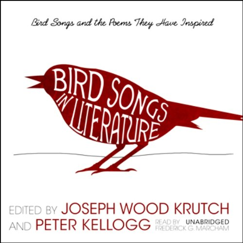 Bird Songs in Literature  Audiolibri